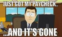 Cum sa nu mai traim de la un salariu la altul